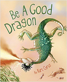 Cover: Be a Good Dragon