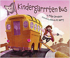 Cover: Kindergarrrten Bus