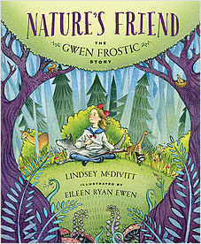 Cover: Nature's Friend: The Gwen Frostic Story