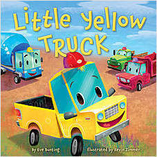 Cover: Little Yellow Truck
