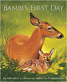 Cover: Bambi's First Day