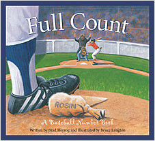 Cover: Full Count: A Baseball Number Book