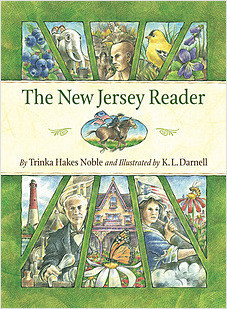 Cover: The New Jersey Reader