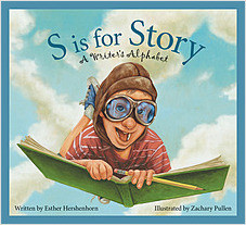 Cover: S is for Story: A Writer's Alphabet