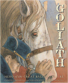Cover: Goliath: Hero of the Great Baltimore Fire