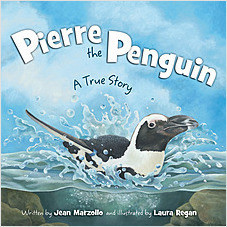 Cover: Pierre the Penguin: A True Story