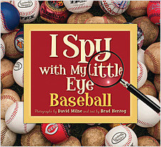 Cover: I Spy with My Little Eye Baseball