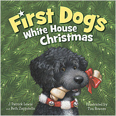 Cover: First Dog's White House Christmas