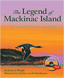 Cover: The Legend of Mackinac Island: 10th Anniversary Edition w/ DVD