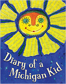 Cover: Diary of a Michigan Kid