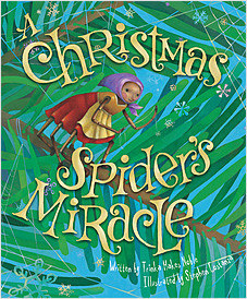 Cover: A Christmas Spider's Miracle