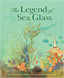 Cover: Legend of Sea Glass