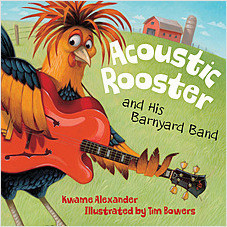 Cover: Acoustic Rooster and His Barnyard Band