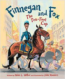 Cover: Finnegan and Fox: The Ten-Foot Cop