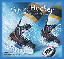 Cover: H is for Hockey: A NHL Alumni Alphabet