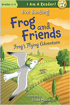 Cover: Frog's Flying Adventure