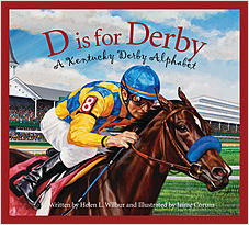 Cover: D is for Derby: A Kentucky Derby  Alphabet