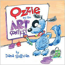 Cover: Ozzie and the Art Contest