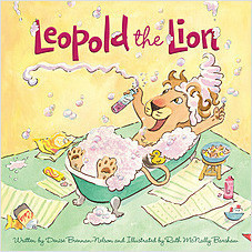 Cover: Leopold the Lion