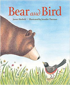 Cover: Bear and Bird