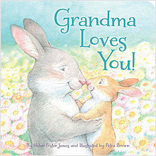 Cover: Grandma Loves You!