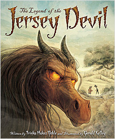 Cover: The Legend of the Jersey Devil