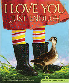 Cover: I Love You Just Enough