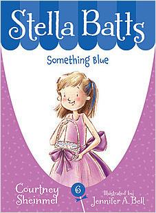 Cover: Stella Batts Something Blue