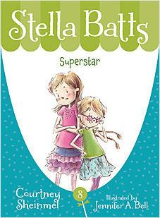 Cover: Stella Batts: Superstar