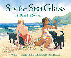 Cover: S is for Sea Glass: A Beach Alphabet