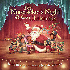 Cover: The Nutcracker's Night Before Christmas