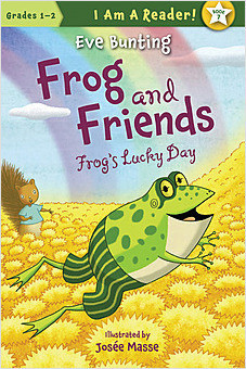 Cover: Frog's Lucky Day