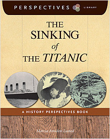 Cover: The Sinking of the Titanic: A History Perspectives Book