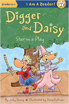 Cover: Digger and Daisy Star in a Play
