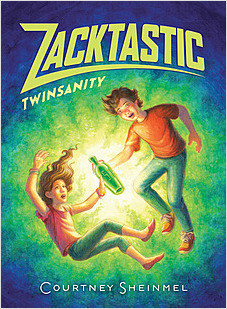 Cover: Zacktastic: Twinsanity
