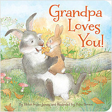 Cover: Grandpa Loves You!