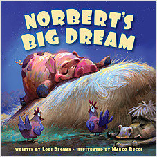 Cover: Norbert's Big Dream
