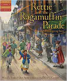 Cover: Rettie and the Ragamuffin Parade