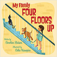 Cover: My Family Four Floors Up