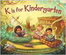 Cover: K is for Kindergarten
