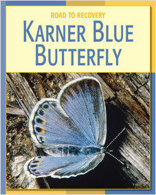 Cover: Karner Blue Butterfly