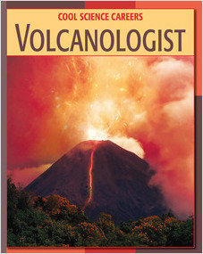 Cover: Volcanologist