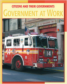 Cover: Government at Work