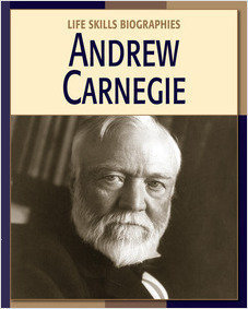 Cover: Andrew Carnegie