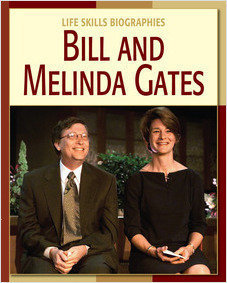 Cover: Bill and Melinda Gates