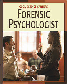 Cover: Forensic Psychologist