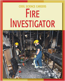 Cover: Fire Investigator