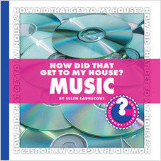 Cover: How Did That Get to My House? Music
