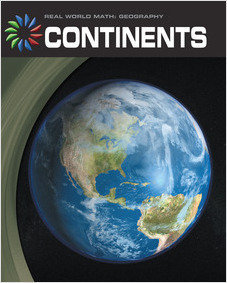 Cover: Real World Math: Geography