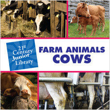 Cover: Farm Animals: Cows